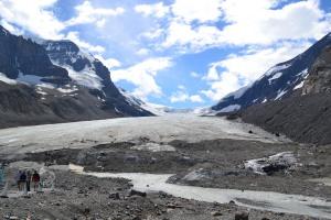 glacier!