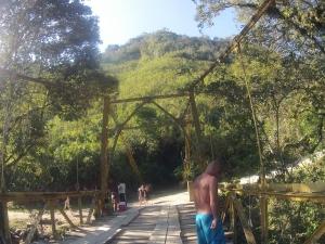 the uncrossable bridge